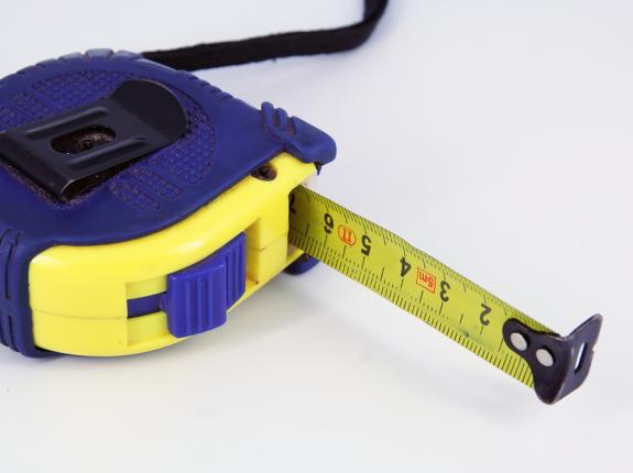 LAB tape measure